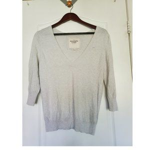Abercrombie & Fitch Quarter Sleeve Top